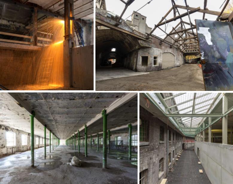 Herbestemming Sphinxfabrieken te Maastricht