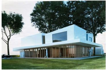 Bijzondere villa in Capelle aan den Ijssel