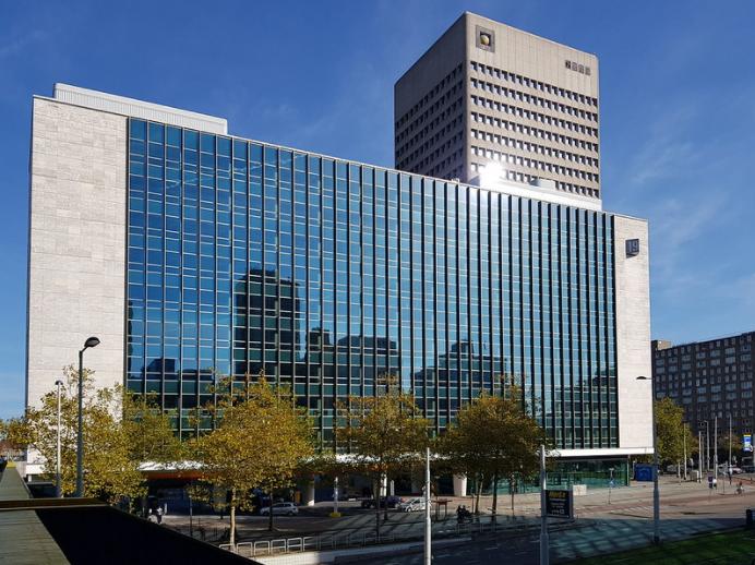 Renovatie hoofdkantoor Unilever Benelux, Hofplein 19 te Rotterdam