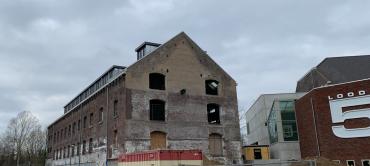 Transformatie Spoorgebouw te Maastricht (fase 2)
